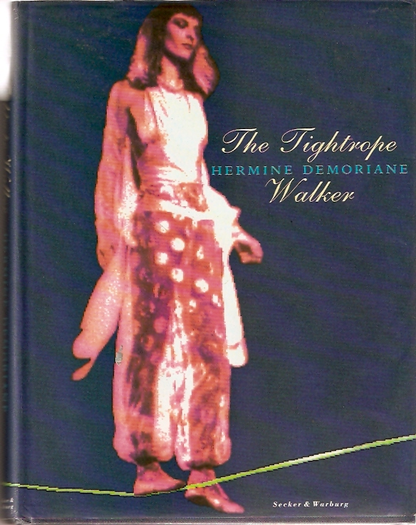 The Tightrope Walker - front cover